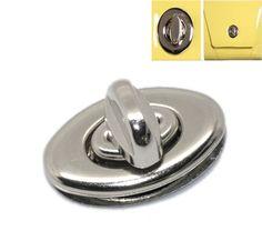 """Cheap 10 Sets tono de plata giro gire la cerradura bolsa accesorios 3.5 x 3.3 cm ( 1 3/8 """" x1 2/8 """" ), Compro Calidad Partes de Bolsos y Accesorios directamente de los surtidores de China:     10 Sets Silver Tone Purse Twist Turn Lock 28x37mm(1 1/8""""x1 4/8"""") US $ 5.84/lot10Sets Box Suitcase Toggle Latch Buckl"""
