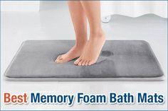 Top 9 Best Memory Foam Bath Mats