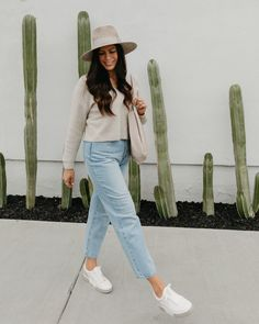 Nordstrom Anniversary Sale 2021 - BEST items under $50!! - Mint Arrow #mintarrow #style #outfit #momjeans #straightlegjeans #hat #ootd #falloutfit #sneakers #nordstromoutfit #nordstrom #nordstromanniversarysale Kids Fashion, Autumn Fashion, Womens Fashion, Jean Outfits, Fall Outfits, Nordstrom Anniversary Sale, Cute Sweaters, Ribbed Sweater, Girly Girl