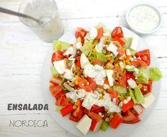cocinaros: Ensalada Nórdica