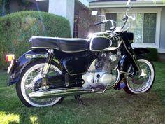 1964 305 Honda Dream... mine doesn't look like this.