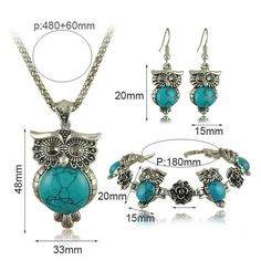Why Not Treat Yourself Or A Friend To This Very Fashionable And Classic Jewelry Set? Details: Item Type: Jewelry Sets Fine or Fashion: Fashion Included Addition