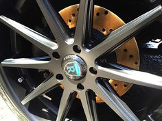 2007y Ford Mustang GT/CS Customized StopTech Brake Rotors
