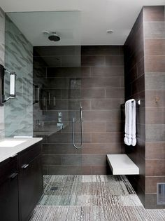 awesome 129 Unique and Beautiful Modern Shower Design Ideas https://homedecort.com/2017/04/unique-and-beautiful-modern-shower-design-ideas/