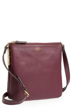 Free shipping and returns on Vince Camuto  Small Neve  Leather Crossbody Bag  at Nordstrom 2d3a7f6afa