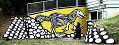 MP5 - New Mural in Casola Valsenio - GORGO