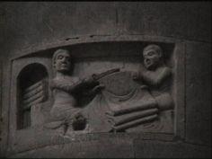 DuomodiPiacenza. Formelle dei paratici (Corporazioni)  sui pilastri