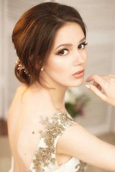 36 Ideas For Natural Bridal Makeup ❤ natural bridal makeup for dark eyes laima muah #weddingforward #wedding #bride #weddingmakeup #naturalbridalmakeup