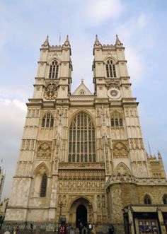London. Westminster Abbey where William and Kate got married. A popular venue for royal weddings, including Queen Elizabeth II, Princess Margaret, Princess Anne, and Andrew Duke of York. Katrina©B