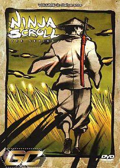 Watch Ninja Scroll: The Series vol. Ninja Scroll Anime, Samurai Artwork, Ninja Art, Instant Video, Prime Video, Nerd, Japanese, Manga, Drawings