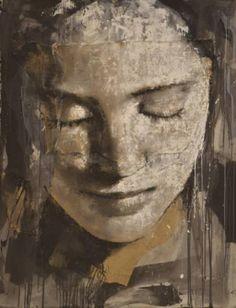 """Saatchi Art Artist max gasparini; Painting, """"My Lady"""" #art"""