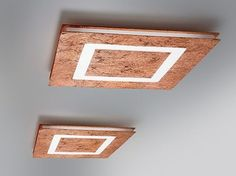 FLAT Ceiling lamp Flat Collection by PANZERI