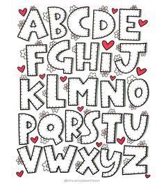 707 likes 40 comments Jessie Arnold (@ mrs.- 707 vind-ik-leuks 40 reacties Jessie Arnold ( op Instagra 707 likes 40 comments Jessie Arnold (@ mrs.arnoldsartroom) on Instagra - Hand Lettering Alphabet, Doodle Lettering, Creative Lettering, Lettering Styles, Block Lettering, Brush Lettering, Doodle Alphabet, Doodle Art, Pretty Fonts Alphabet