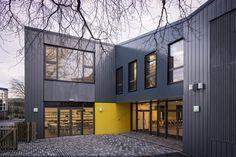Atrium School by Satellite Architects