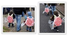 Résultats de recherche d'images pour «déguisement bonbon à faire soi-même» Recherche Google, Images, Costumes, Dress Up Clothes, Fancy Dress, Men's Costumes, Suits