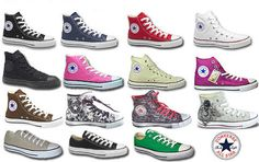 3b33b7af4503 50 Things You Didn t Know About Converse Chuck Taylor All StarsIn 1997 550  Million Pairs of Converse All-Stars Were Produced