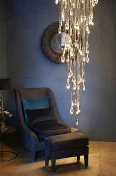 OCHRE Open in Pimlico - The eternal dreamer and the snooze chair & stool