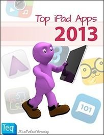 Top iPad Apps 2013 FREE eBook - Teq