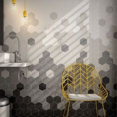 Top 5 ways to use Hexagon Tiles