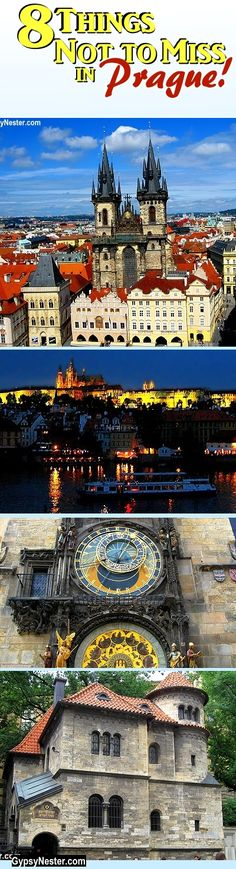 Bucket list item: Prague! There's a fairy tale-like quality to Prague and, like all fairy tales worth their salt, there are myths, legends, and a good dose of creepy stuff to be found…