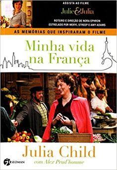 Minha Vida na França - 9788598903132 - Livros na Amazon Brasil  #livro #receitas #culinaria #gastronomia #dicas #presente