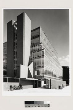 History Faculty, Cambridge - James Stirling, 1963–1967