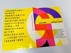 """Nouvelle Antique Haas"" aka ""Neue Haas Grotesk"" aka ""Helvetica"" promotional, by Fritz Büler, Walter Bosshardt, 1959"