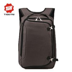 39.42$  Watch now - http://alithf.shopchina.info/go.php?t=32794392823 - 2017 Tigernu High Quality Casual Bags Tigernu Brand 15 Inch Laptop Computer Notebook Backpack Men Bag Travel Military Backpack 39.42$ #bestbuy