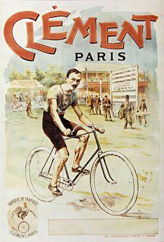 Moore / George / 1805-1875 / 0440. Clément [cycles], Paris ...,