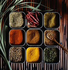 4 Ideas to Spice Up Your Food With Herbs This Fall via Glamour Magazine #glutenfree #vegan#vegetarian #spices #gfree #gf #dairyfree