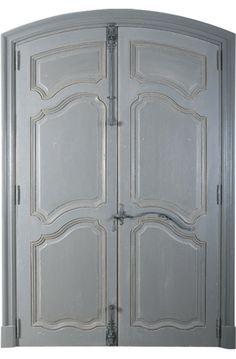 1000 images about couleur murs et portes on pinterest cuisine interieur a - Couleur porte interieur ...