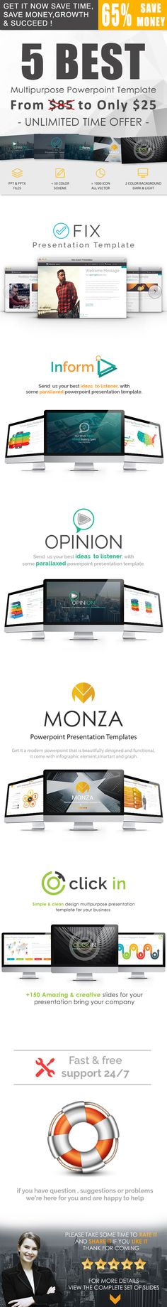 imagal presentation | professional powerpoint templates, Montuca Powerpoint Presentation Template Download, Presentation templates
