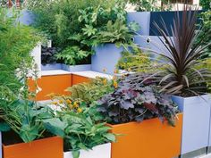 Get inspired to add a splash of color to your outdoor living space with these bright design ideas.
