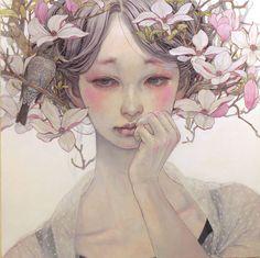 miho hirano art - Google Search