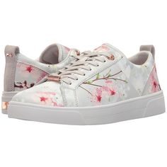 c86a63580b7bc9 Ted Baker Orulo (Oriental Blossom Textile) Women s Shoes (8.330 RUB) ❤ liked