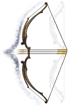 Elven Long Bow