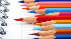 Crayons wallpaper free