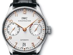 IWC Portugese Automatic IW500114