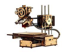 Hardwood 3D-printer