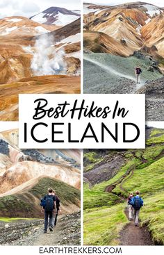 Iceland Destinations, Iceland Travel Tips, Iceland Hikes, Go Hiking, Hiking Tips, Hiking Spots, Road Trip, Best Hikes, Day Hike