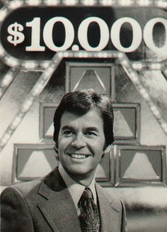 The $10,000 Pyramid, hosted by Dick Clark