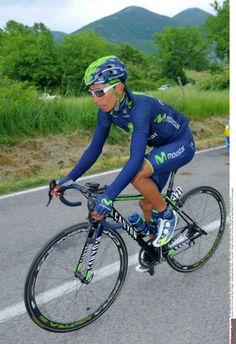 Giro d'Italia 2014 - Stage 7 - Nairo Quintana (Movistar)