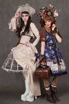 pirate lolita