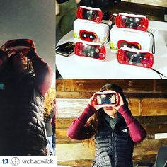 """An awesome Virtual Reality pic! DOUBLE TAP if you agree with @vrchadwick: """"#VR is the future and #Mattel may play a pivotal role in the beginning of the exciting #virtualreality movement. The #viewmaster ain't no #toy it's the real thing. #future #CircleVR #Wemersive #cardboard #gearvr #oculus #htcvive #steamvr #hololens #games #movies #art #music #ar"""" by viewmaster check us out: http://bit.ly/1KyLetq"""