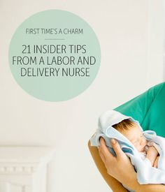 "21 Insider Tips from a Labor and Delivery Nurse The problem I have with this is ""if you are cool enough they'll let you catch your baby"". Well, it is your baby, coming out of your body. Getting Ready For Baby, Preparing For Baby, My Bebe, Pregnancy Labor, Baby Boy, Baby On The Way, Baby Makes, Everything Baby, Baby Time"