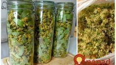 Sirup z lipového kvetu pre zdravé srdce a proti chorobám: Natrhajte ho včas a urobte zásobu prírodného lieku na celý rok! Guacamole, Pickles, Asparagus, Cucumber, Zucchini, Mason Jars, Smoothie, Remedies, Ale