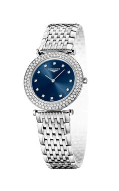Stunning #Longines #watches brilliantly designed for #Ladies