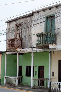 Houses -Puerto Eten, Peru