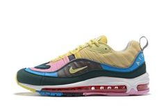 bde7fcce88e Nike Air Max 98 Running Shoes - NikeRuningShoes.com. Mens Shoes Nike Air  Max 98 Sean Wotherspoon Hybrid