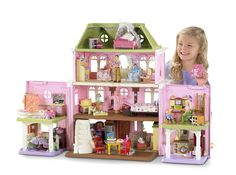 Fisher-Price Loving Family Grand Dollhouse